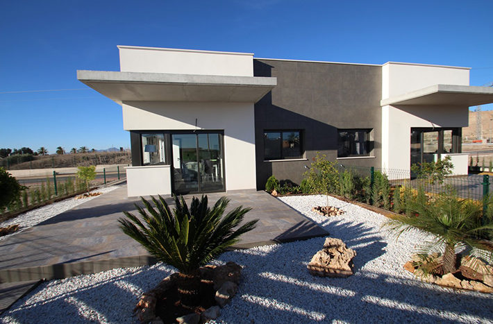 Villas la hoya model luna moderne villa met 3 slaap en for Model villa moderne